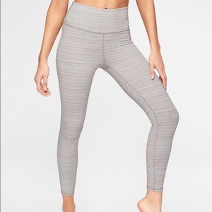 ATHLETA High Rise Chaturanga Leggings 7/8
